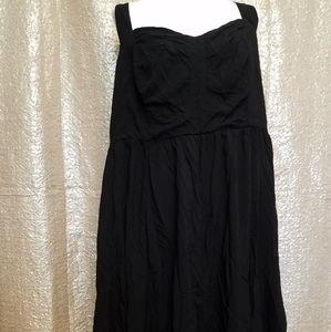 Torrid banded waist dress